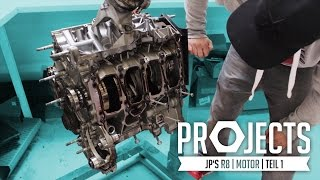 JP Performance - JP's R8 | Motor | Teil 1