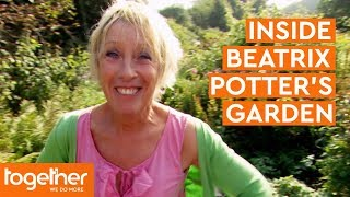 Inside Beatrix Potter's Cottage Garden | The Great British Garden Revival