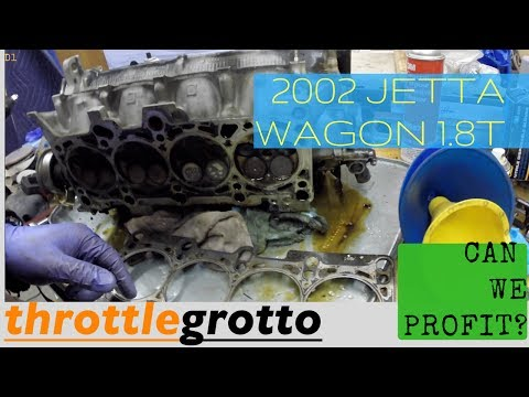 VW Jetta wagon revival - can we profit? Ep. #1