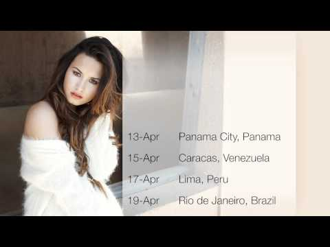 Demi is coming back to Latin America Thumbnail image