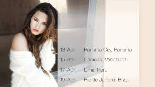Demi is coming back to Latin America