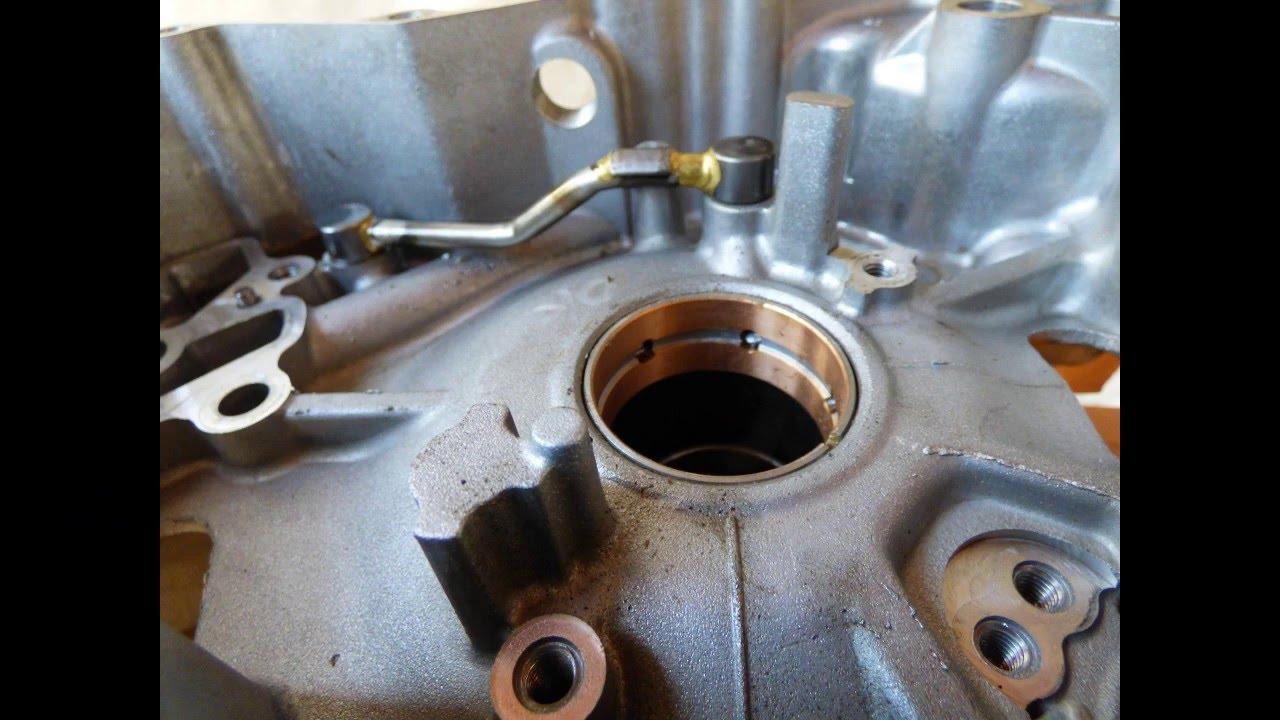 Kawasaki Bayou Oil