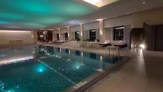 타슈켄트 하얏트 리젠시 스파 수영장 이용하기 #우즈사랑…