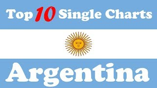 Argentina - Top 10 Single Charts | 21.01.2018 | ChartExpress