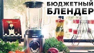 Бюджетный профессиональный блендер для вашей кухни. Tribest Dynablend DB-950