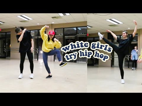 I MADE HER LEARN HOW TO DANCE! HIP HOP QUEEN!