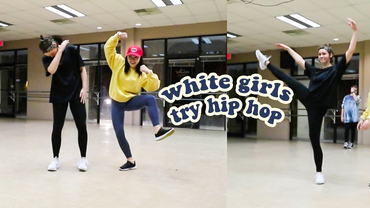 I MADE HER LEARN HOW TO DANCE! HIP HOP QUEEN! Video