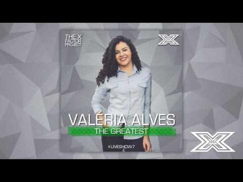 LiveShow7 - 2ºTXFP || Valéria Alves - The Greatest (Sia)