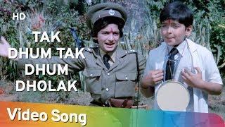 Tak Dhum Tak Dhum Dholak Baaje HD Woh Din Aayega 1987 Master Jugal Hansraj Bollywood Song