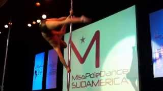 Pole Dance competition final - Miss Pole Dance Argentina & Sudamérica 2013 vid 14
