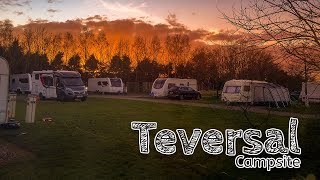 Teversal Campsite in Nottinghamshire and some places to take the kids