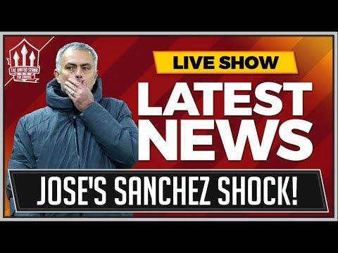 MOURINHO's Alexis SANCHEZ Mistake? MAN UTD News