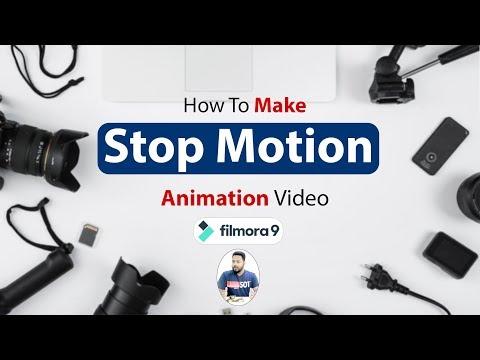 Stop Motion Tutorial