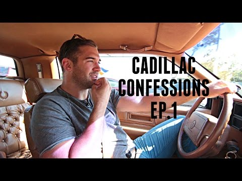 Cadillac Confessions Episode 1 with Lewis Howes