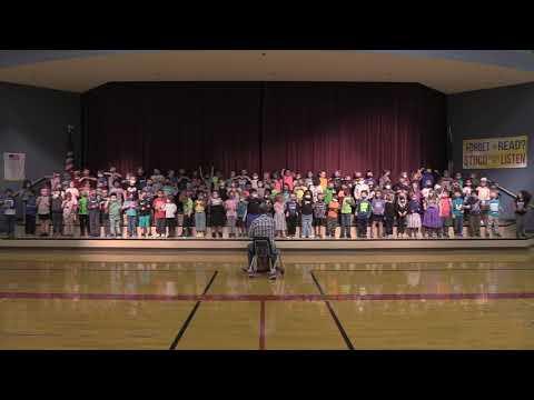 Atchison Elementary School Kindergarten 2021