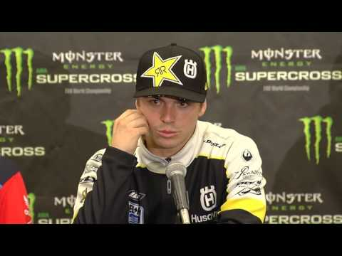 250SX Class Press Conference - Indianapolis - Race Day LIVE - 2017
