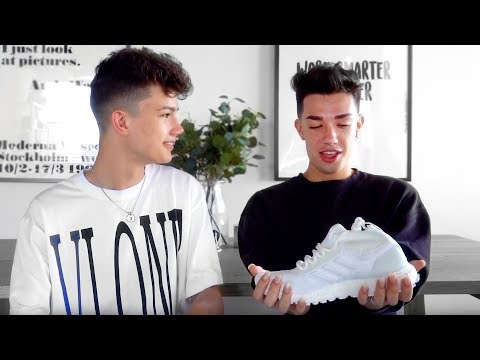 LITTLE BROTHER & I BUY EACH OTHER OUTFITS! *$6000 SHOPPING SPREE?!*