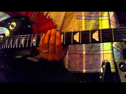 How to play  mixed emotions Rolling Stones on guitar (Tutorial)