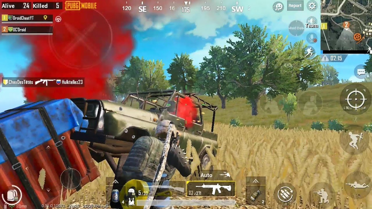 Official Pubg Mobile Gameplay: PUBG Mobile Android Gameplay #32