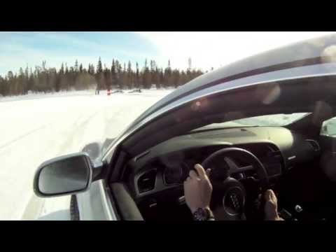 Audi Driving Experience 2013 in Finland
