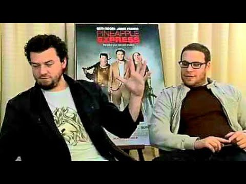 Seth Rogen and Danny McBride Interview - www.AudienceProductions.com