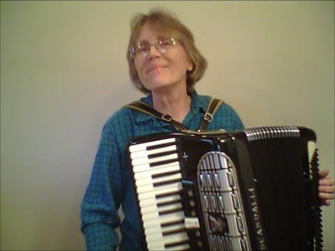 La Partida  by Carlos Bonnet - Lorna Pollock, accordion