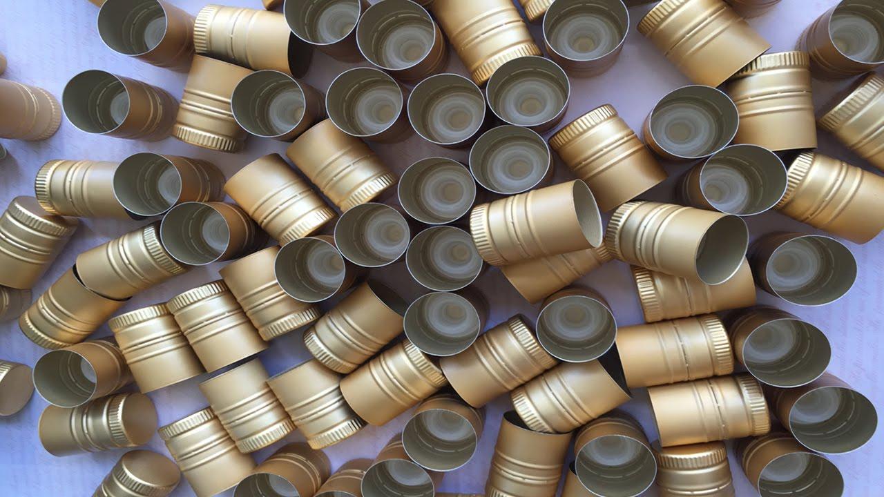 R O P P Caps Aluminum Lid Glass Wine Bottles Sample Tested