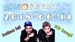 Music FM Önindító HD hang 2018 06 14 Csátörtök Albán fagyi, Amputált lába, Hajléktalan törv