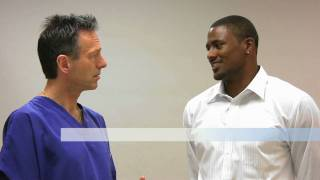 Meet David Oliver, Olympic Medalist, LASIK Eye Surgery Orlando Patient, and Dr. Filutowski