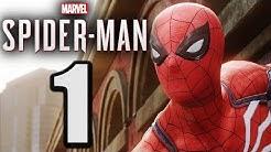 SPIDER-MAN #1 Rumspinnen macht bock! | PS4 | Marvel Spiderman Gameplay German