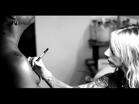 Non-Profit Is Helping Breast Cancer Survivors Get Their Perfect Mastectomy Tattoo
