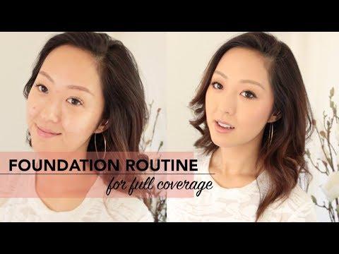 Tutorial: Full Coverage Foundation Routine