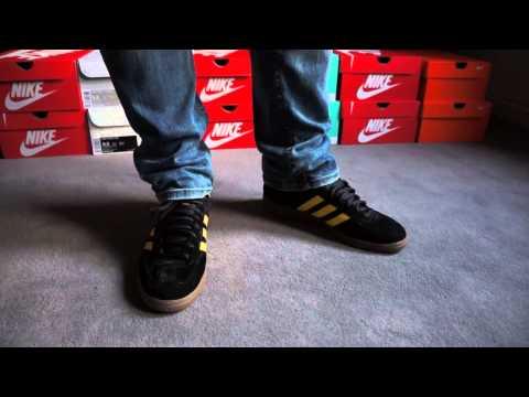 adidas spezial on feet