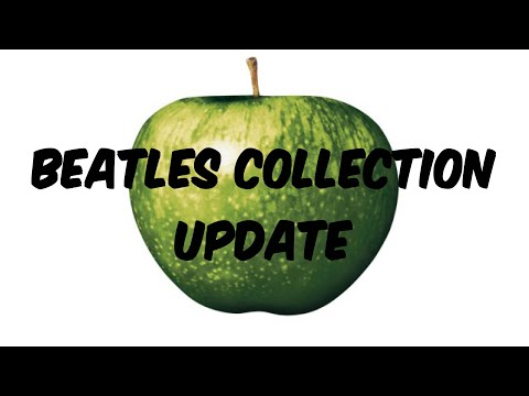 134. Beatles Collection Update - Record Store Day 2019, Chaos And Creation, Apple 45's