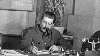 Последние дни Сталина