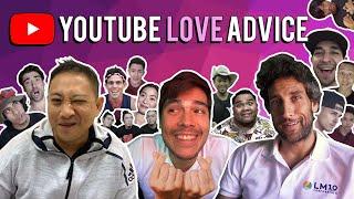 YOUTUBER LOVE ADVICE ft. Erwan Heussaff, Bitoy, Wil Dasovich, Nico Bolzico, Lloyd Cadena and MORE!