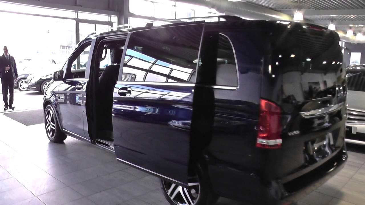 mercedes benz viano v250 bluetec sport extra long u42962. Black Bedroom Furniture Sets. Home Design Ideas