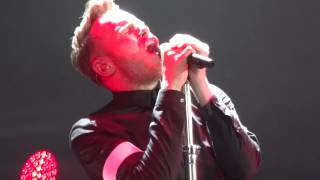 Olly Murs live - Hope You Got What You Came For - München 2015-06-03