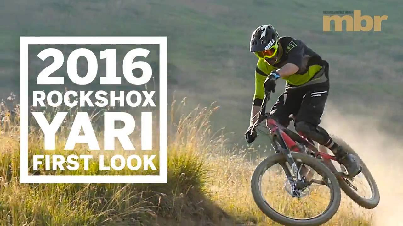 First Ride: RockShox Yari mountain bike fork | MBR