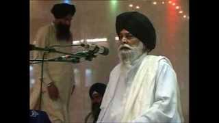 Katha Series 001 Giani Sant Singh Ji Maskeen