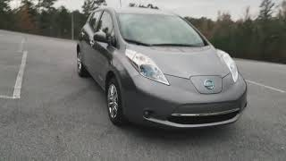 A  2 year review on our 2014 Nissan leaf