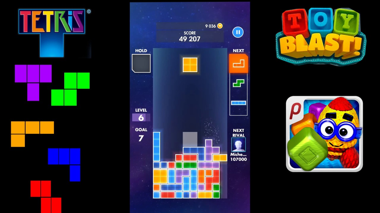 Toy Blast Play Now : Play more tetrıs and toy blast youtube