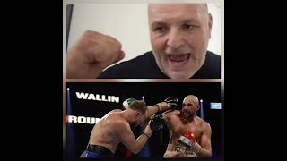 """WOW! TYSON FURY'S FATHER JOHN FURY RELEASES AN ATTACK ON SON'S PERFORMANCE """" HE WAS LUCKY!"""""""
