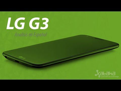 LG G3, análisis a fondo en español