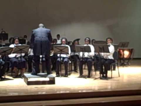 Coan Middle School Band American Spirit March