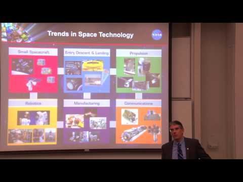RI Seminar: Michael Gazarik : ASA & Robotics: investing in America's Future