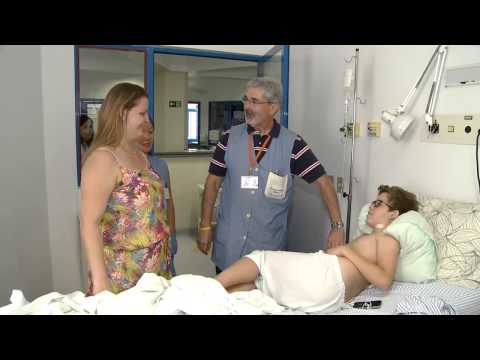 Século News - Natal voluntário Hospital Boldrini