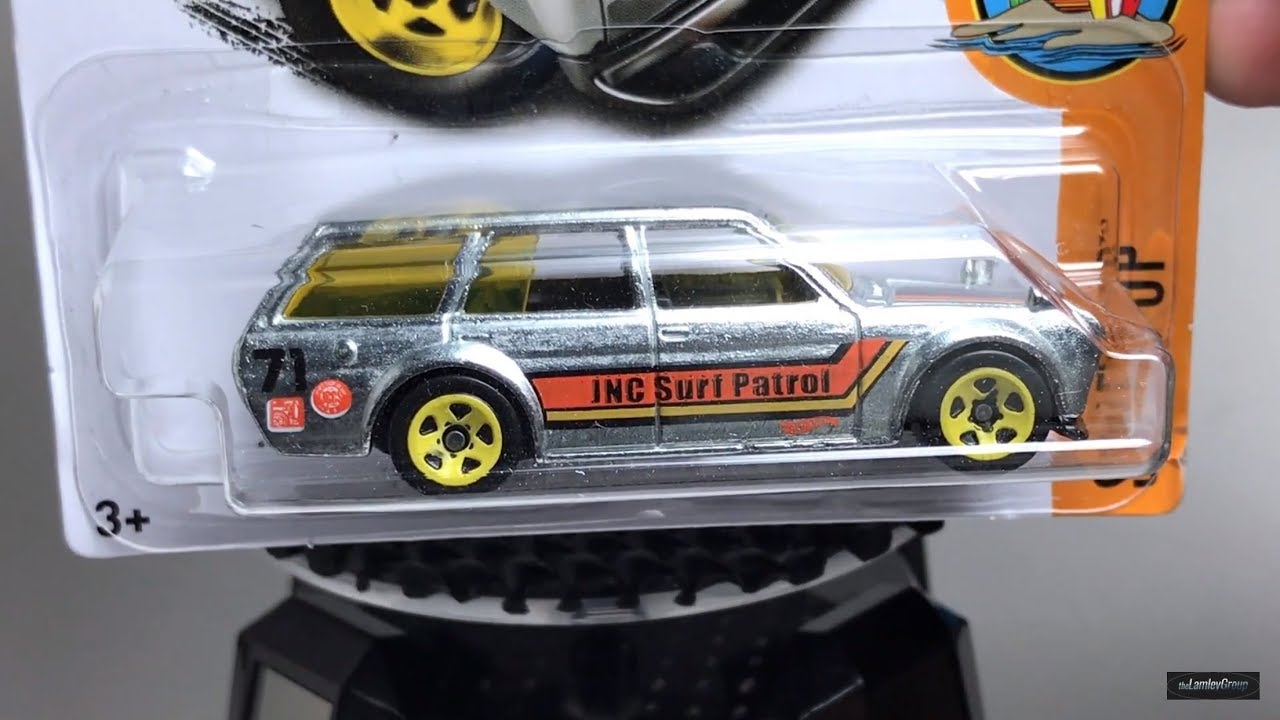 Lamley Showcase Hot Wheels Zamac Datsun 510 Wagon Joins The Family