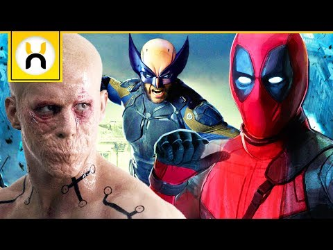 Deadpool 2 ALL Cameos, WTF Easter Eggs, & Cut Characters