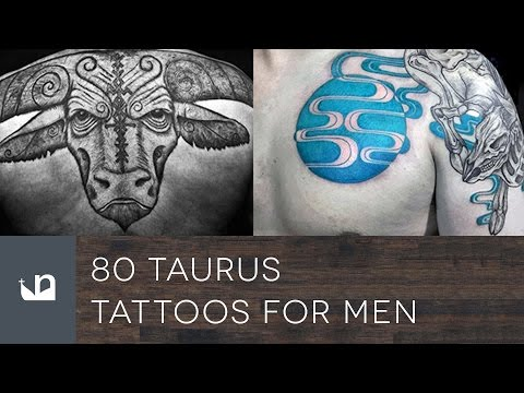 80 Taurus Tattoos For Men